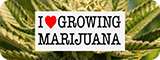 I <3 growing marijuana